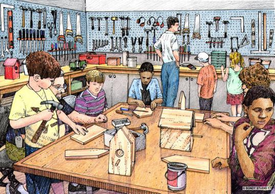 Maker Space / Workshop