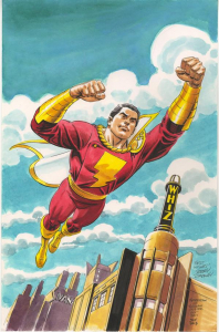 The Power of Shazam! D.C. Comics.